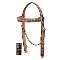 Turn-Two Equine Browband Galveston Headstall
