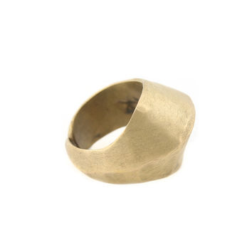 Torchlight Oros Ring Brass