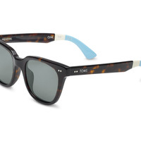 TOMS Memphis Tortoise Polarized No color specified OS
