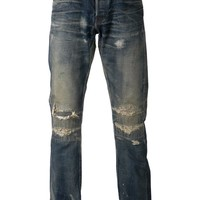 Fabric Brand & Co distressed jeans