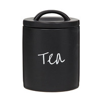 Ceramic black tea jar at debenhams.com