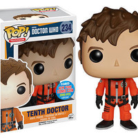Dr Who 10th Doctor NYCC Pop Vinyl Figure