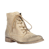 Steve Madden - RAWLING TAUPE SUEDE