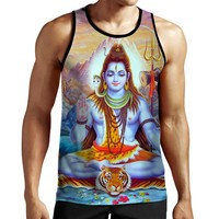 The Great Shiva Tank Top