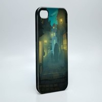 Harry Potter Diagon Alley Fan Art for Iphone and Samsung (iPhone 5c)