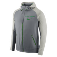 Nike Disruption Performance (Oregon) Men's Basketball Hoodie Size 2XL (Grey)