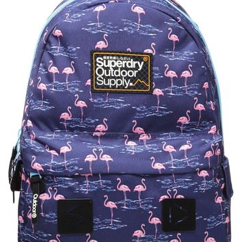 Superdry MONTANA - Rucksack - steel blue - Zalando.co.uk