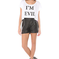 Creep Street Crop Top Evil Eve
