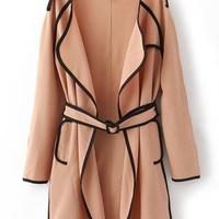Manhattan Downtown Trench Coat