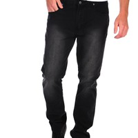 Cheap Monday Tapered Jean - Clean Black