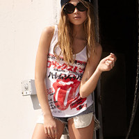 Rolling Stones™ Tank | FOREVER 21 - 2051585641