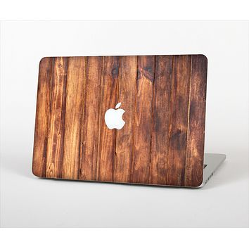 The Bright Stained Wooden Planks Skin Set for the Apple MacBook Air 11""