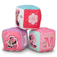 Disney Minnie Mouse Soft Blocks for Baby | Disney Store