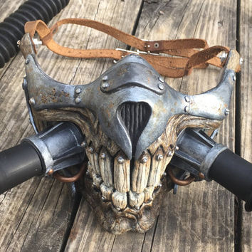 Mad Max Immortan Joe Mask: Highest-Quality Replica Prop