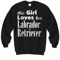 Labrador Retriever - Sweatshirt