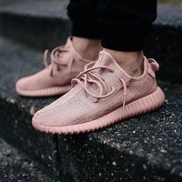 Indie Designs Kanye West Favorite Pink Yeezy 350 boost