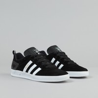 Adidas X Palace Pro Shoes - Black / White / Gold Metallic