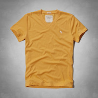 Lake Harris V-Neck Tee