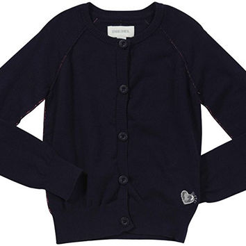 Diesel 'Kiwito' Cardigan (Kids) - Patriot Blue