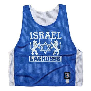 Israel Lacrosse Pinnie