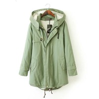 Cotton Green Winter Jacket [44572147737]