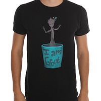 Marvel Guardians Of The Galaxy Baby Groot T-Shirt