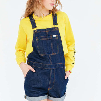 Vans & UO Denim Shortall Overall - Urban Outfitters