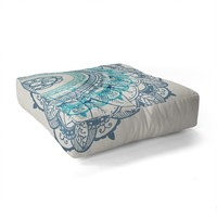 RosebudStudio Mandala Floor Pillow Square
