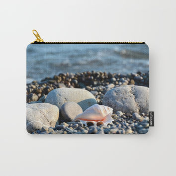 Sea Composition Carry-All Pouch by ArtGenerations