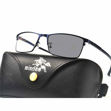 Progressive Multifocal glasses Transition Sunglasses Photochromic Reading Glasses