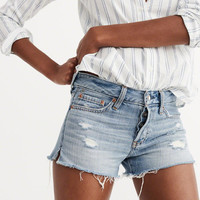 Womens Boyfriend Shorts | Womens New Arrivals | Abercrombie.com