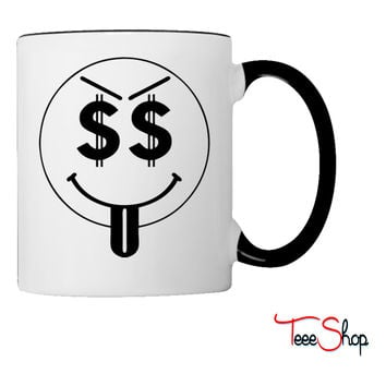Taylor Gang Smiley Face Coffee & Tea Mug