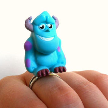 Monsters University Rings - James P. Sullivan (Sulley)