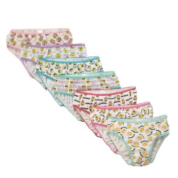 100% Cotton Bikini Panty Pack - 7 pcs