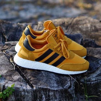 kuyou Adidas INIKI Runners  Yellow