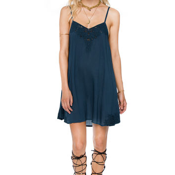 AMUSE SOCIETY - Silva Dress | Indy Blue