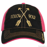 Simply Southern Follow Hat