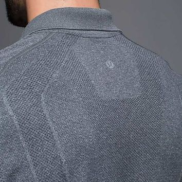 metal vent tech polo | men's tops | lululemon athletica