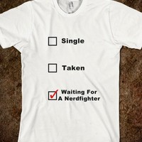 Waiting for a Nerdfighter - Single-Taken-Waiting