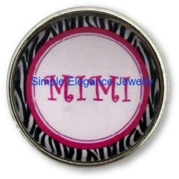 MIMI Snap 20mm for Snap Jewelry (1076)