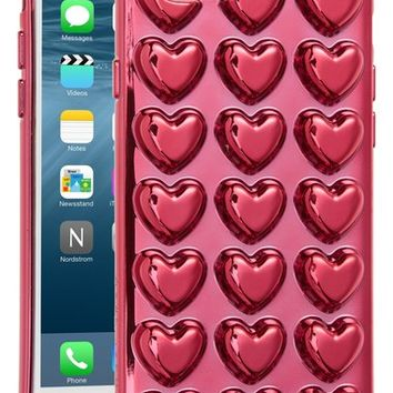 MARC JACOBS Heart iPhone 6/6s Case | Nordstrom