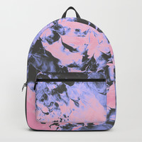 Only for a Moment Backpack by duckyb