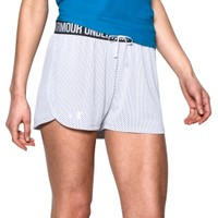 Under Armour Women's Play Up Mesh Shorts | DICK'S Sporting Goods