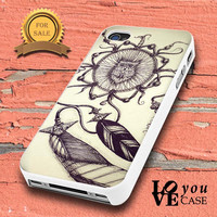 dream catcher owl     for iphone, ipod, samsung galaxy, HTC and Nexus PHONE CASE