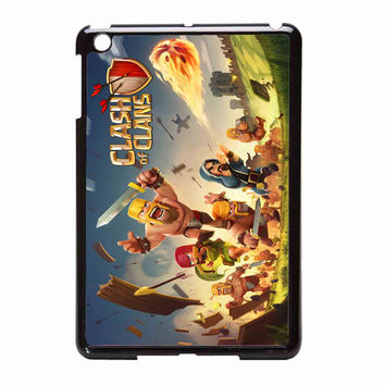 clash of clans game cover 5dcc0db6-1b23-4a5d-9304-81423f406fa0 FOR iPad Mini CASE *02*