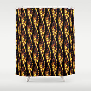 Bling Shower Curtain by Lyle Hatch | Society6