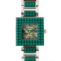 YESASIA: nanoblock : Quartz Watch (Deep Green)