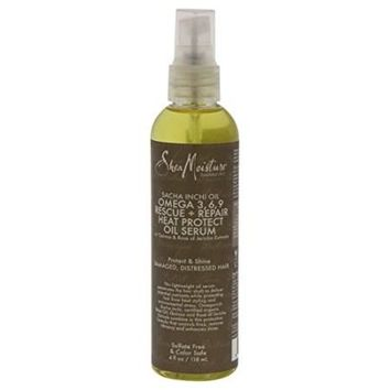 Shea Moisture Sacha Inchi Oil Omega-3-6-9 Rescue And Repair Hair And Scalp Tonic By Shea Moisture For Unisex - 4 Oz