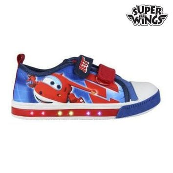 Casual Shoes with LEDs Super Wings 181 (size 26)
