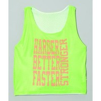 Chill Life Tank Harder Better Faster | Lax World